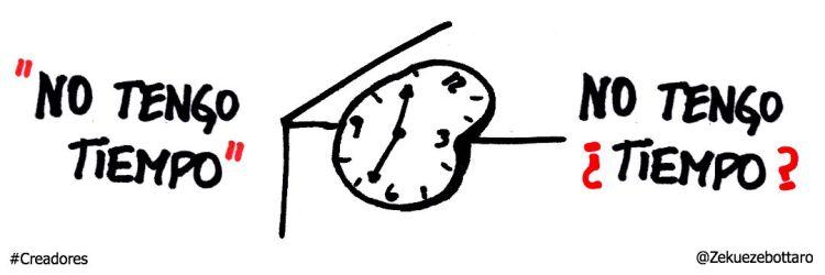tiempo sobra